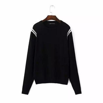 Autumn Women's Fashion Sweater [6512937031]