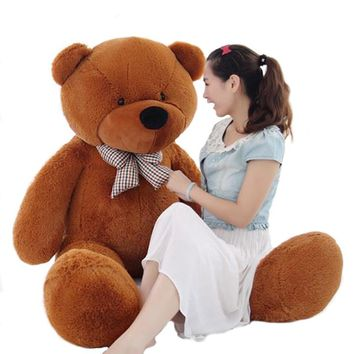 Giant Classic Teddy Bear Doll Lovers/Girls Gifts, Birthday Gift