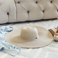 Santa Rose Floppy Hat