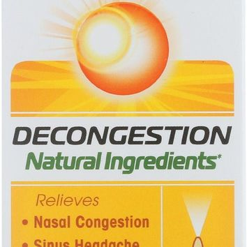 Reboost Nasal Spray - Decongestion - 20 Ml