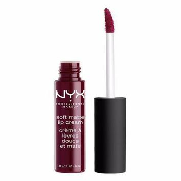 NYX Soft Matte Lip Cream - Copenhagen - #SMLC20
