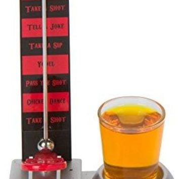 Hammer Shot Party Drinking Game with Shot Glass by EZ Drinker