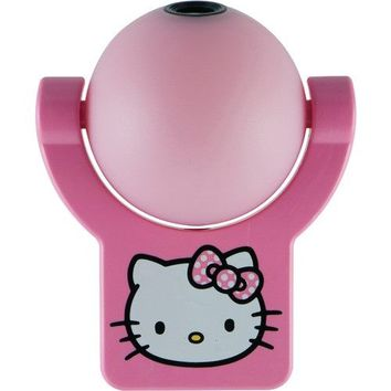 Hello Kitty Led Projectables Hello Kitty Plug-in Night Light