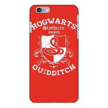 slytherin quidditch iPhone 6/6s Plus Case