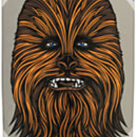 Santa Cruz x Star Wars Chewbacca 35 Cruiser Complete Skateboard