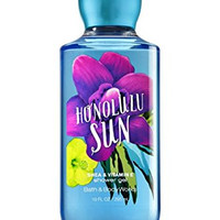 Bath & Body Works Shea & Vitamin E Shower Gel Honolulu Sun