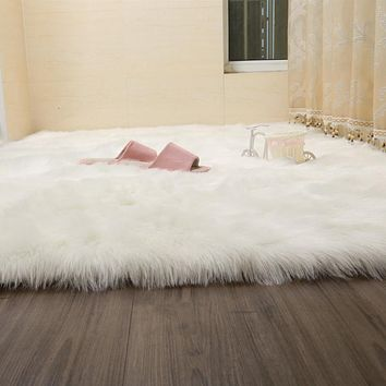 Bedroom Soft Floor Fashion Carpet