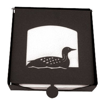 NH-B-116 Loon - Napkin Holder