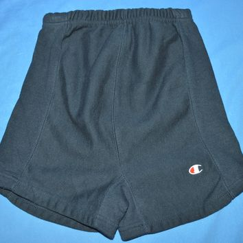 80s Champion Reverse Weave Warm Up Men's Athletic Shorts Small