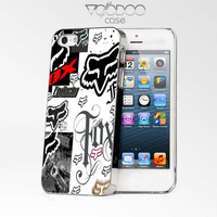 Fox Racing iPhone 4s iphone 5 iphone 5s iphone 6 case, Samsung s3 samsung s4 samsung s5 note 3 note 4 case, iPod 4 5 Case