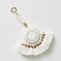 Fanned Tassels Decorative Charm