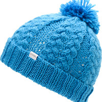 Coal Girls Karolyn Blue Pom Beanie at Zumiez : PDP