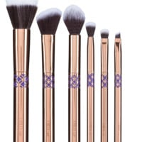 Princess Jasmine 6 Piece Brush Set