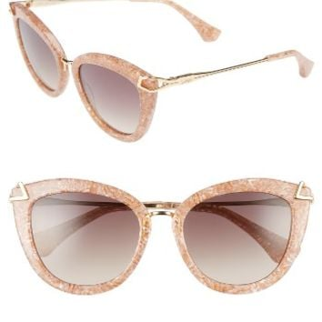 Sonix Melrose 51mm Cat Eye Sunglasses | Nordstrom