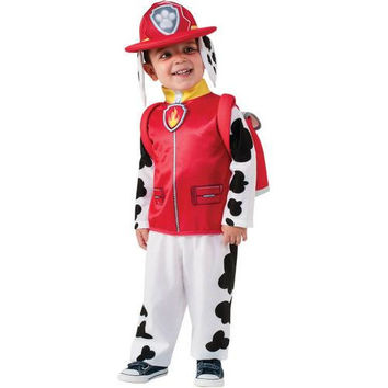 Paw Patrol - Marshall Toddler/Child Costume - Toddler (2T-4T)