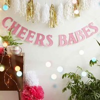 UO Cheers Babes Party Banner