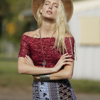 Ziggy Skirt Natural Mystic