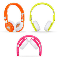 Beats by Dr.Dre Mixr DJ On-Ear Limited Edition Headphones - Neon Colors