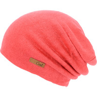 Coal Girls Julietta Pink Slouch Beanie at Zumiez : PDP