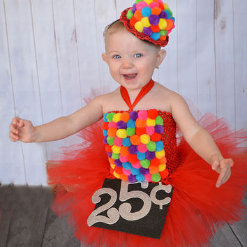 Gumball Costume, Candyland Dress, Candy Land, Gumballs, Candy Dress, Candy Party, Gumball Machine, Pageant Dress, Outfit of Choice