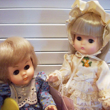 Vintage Dolls /Parts  Effanbee and Vogue by 4oldtimesandnew