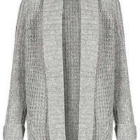 Knitted Fluffy Shawl Cardi - New In This Week  - New In