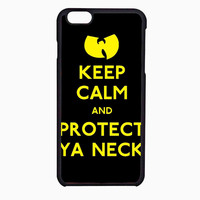 Wu-Tang Clan gangsta rap hip hop  FOR IPHONE 6 CASE NEWEST **