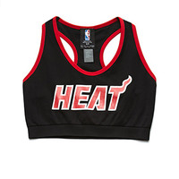 Miami Heat Sports Bra