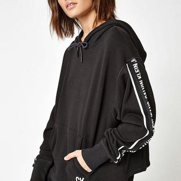 ONETOW Calvin Klein Logo Taped Hoodie at PacSun.com