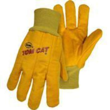 Boss Manufacturing      P - Tom Cat Chore Glove With Flexible Knit Wrist