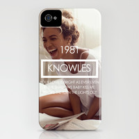 Beyoncé iPhone & iPod Case by ScarTissue
