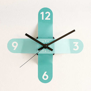 Good Thing Sticker Clock - Urban Outfitters