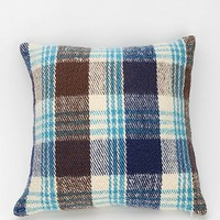 4040 Locust Winter Plaid Pillow