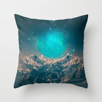 Made For Another World Throw Pillow by Soaring Anchor Designs