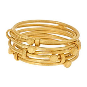 Sku Stackable Gold Rings