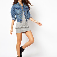 Only T-Shirt Mini Dress