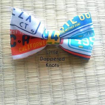 Car tag bowtie for boys, boys Bowties, boys Bowties, colorful bowties, blue Kids Bowties, Boys Bowties, Bowties for Boys, Bows, Headbands
