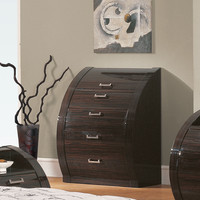 Global Furniture USA Madison 5 Drawer Chest