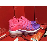 Women Nike 2018 Tn Air Vapormax Plus Vascular Pink/purple Gradient Shoe 36 39 | Best Deal Online