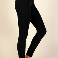 Everlasting Comfort Leggings Black