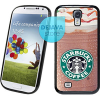 Starbucks Chocolate Coffee Samsung Galaxy S4 Case