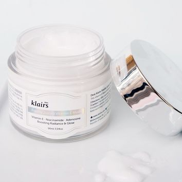 Freshly Juiced Vitamin E Face Masks By Klairs – Soko Glam