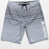 DCCKJH6 Hurley Wailer Striped 21' Boardshorts