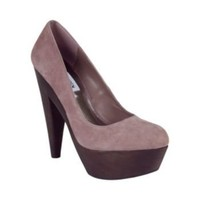 SteveMadden - ELEVAATE in blush sued