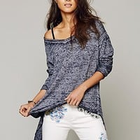 Open Back Pullover