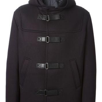 Neil Barrett neoprene duffle jacket