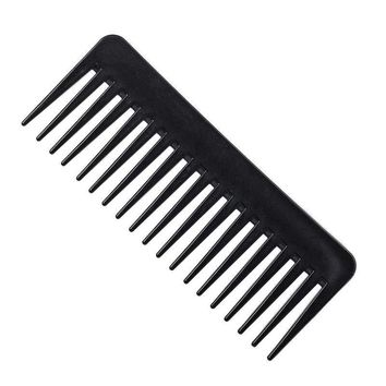 Anti-static Hair Cutting Comforter Wide Tooth Comb