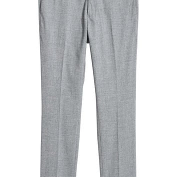 Suit Pants Skinny fit - from H&M