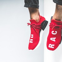 Best Sale Adidas NMD Runner ''Human Race'' Red