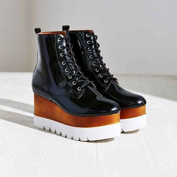 Jeffrey Campbell Kreppel Boot- Black